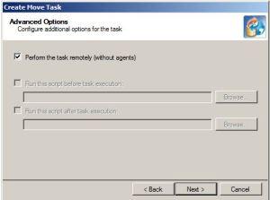 QMM Resource Updating Manager